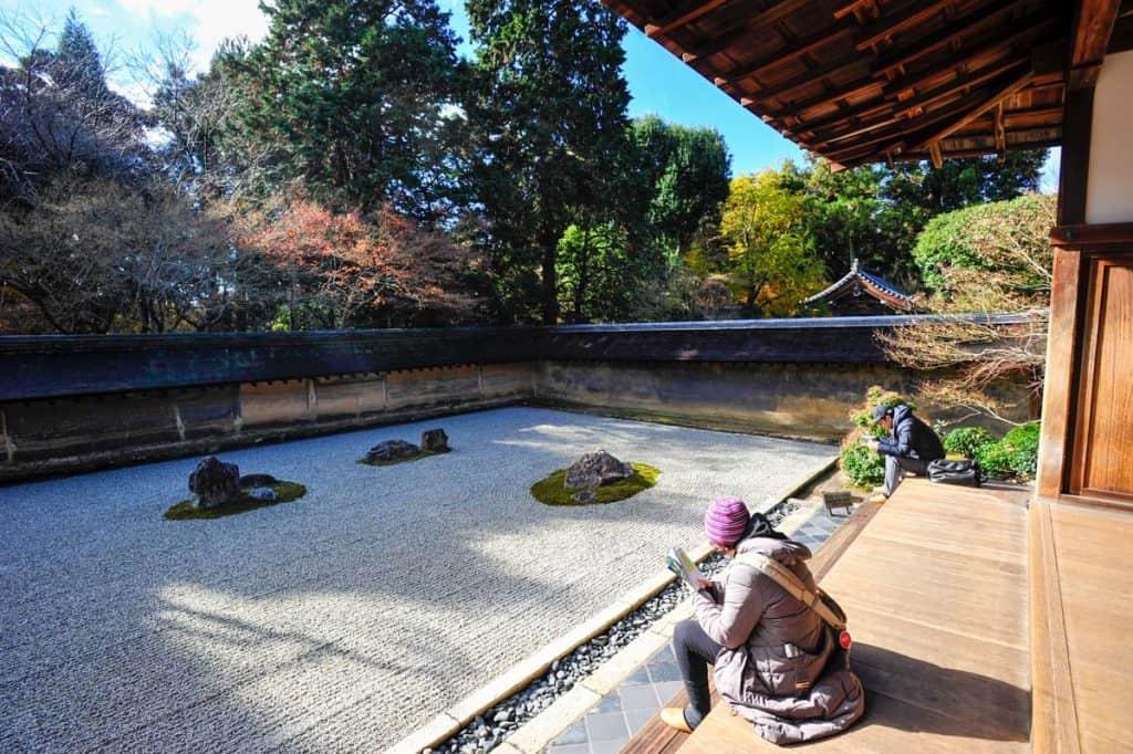 Templos de Kioto: Ryoan-ji