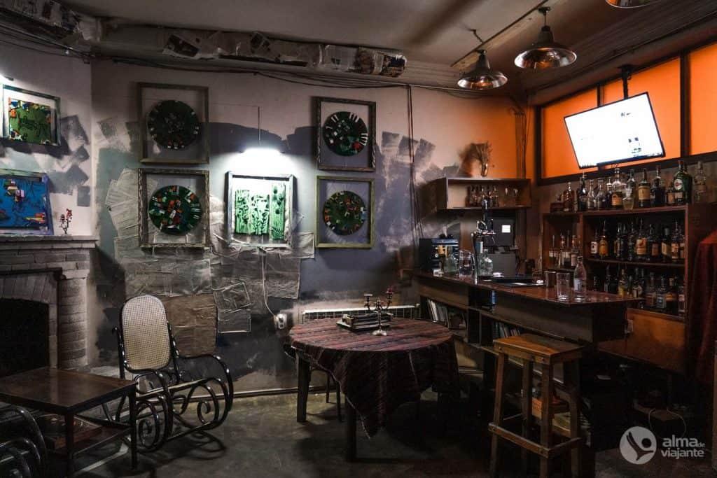 Jean-Paul Existencial Cafe, Ereván