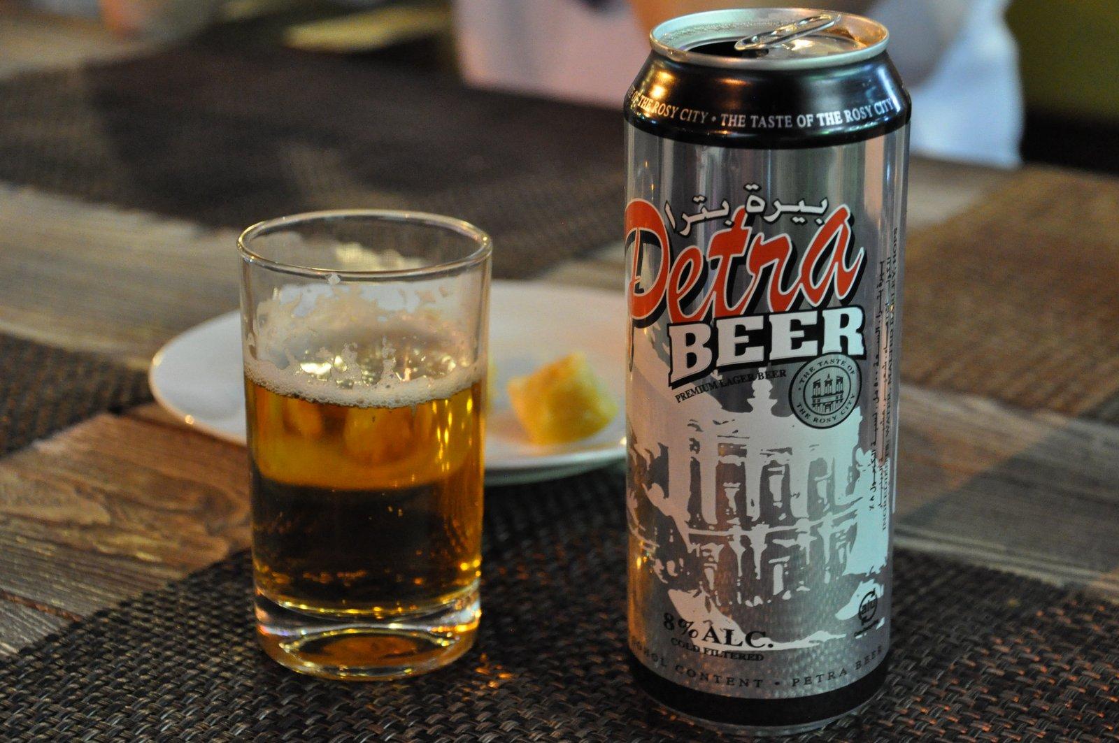 cerveza jordan cerveza petra