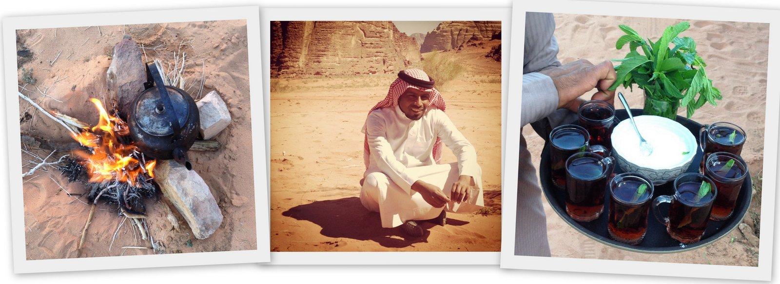 jordania el desierto wadi rum