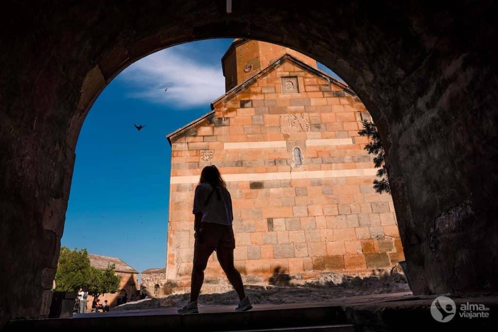 Monasterio khor Virap, Ararat