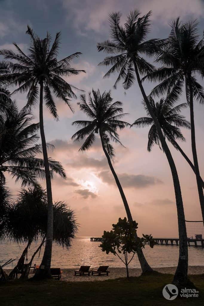 Playa de Ao Tapao, Koh Kood