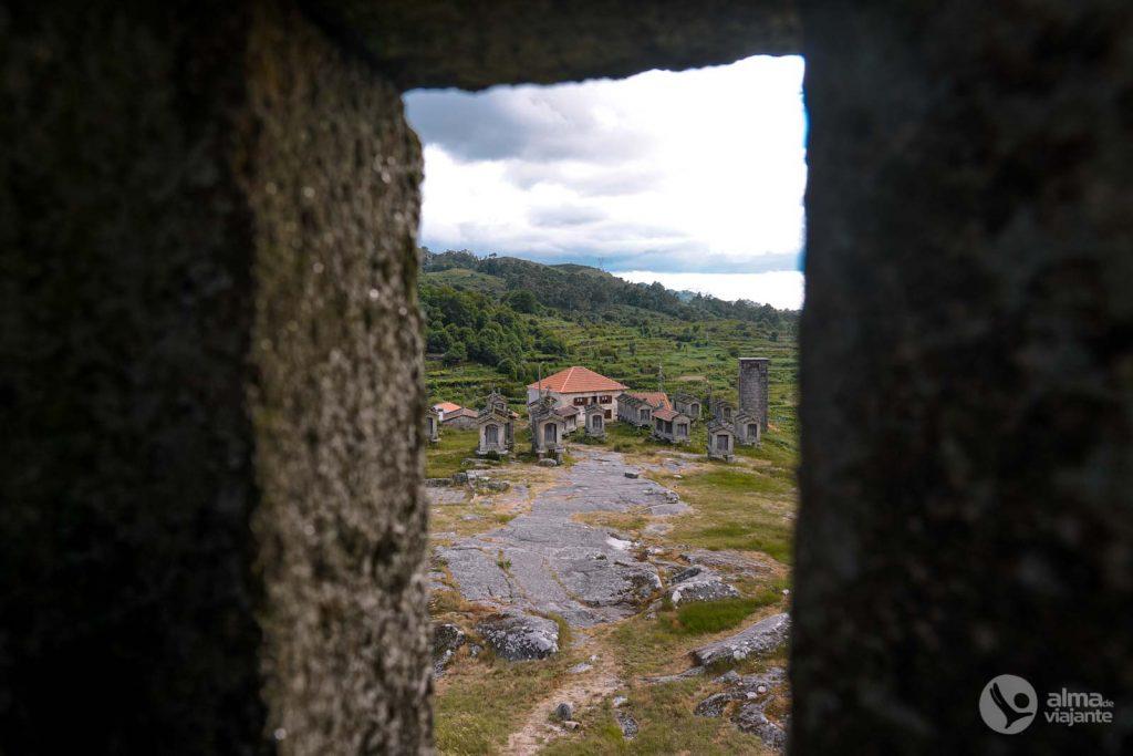 Qué hacer en Lindoso: visitar el castillo