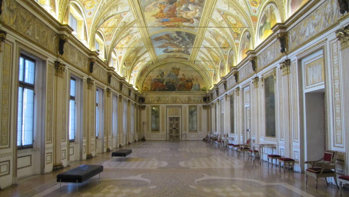 El Palacio Ducal de Mantua