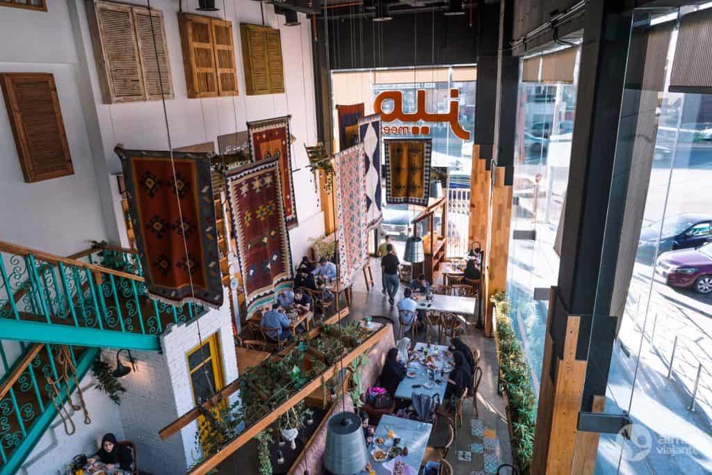 Restaurante Meez, Jeddah
