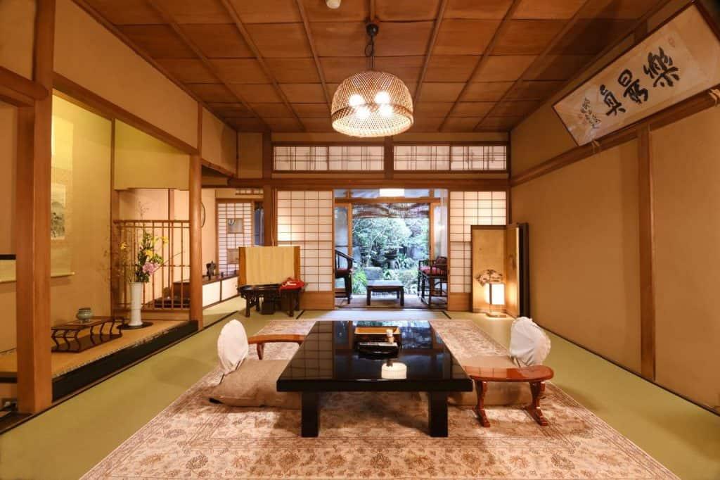 Ryokan de lujo en Kioto: Seikoro
