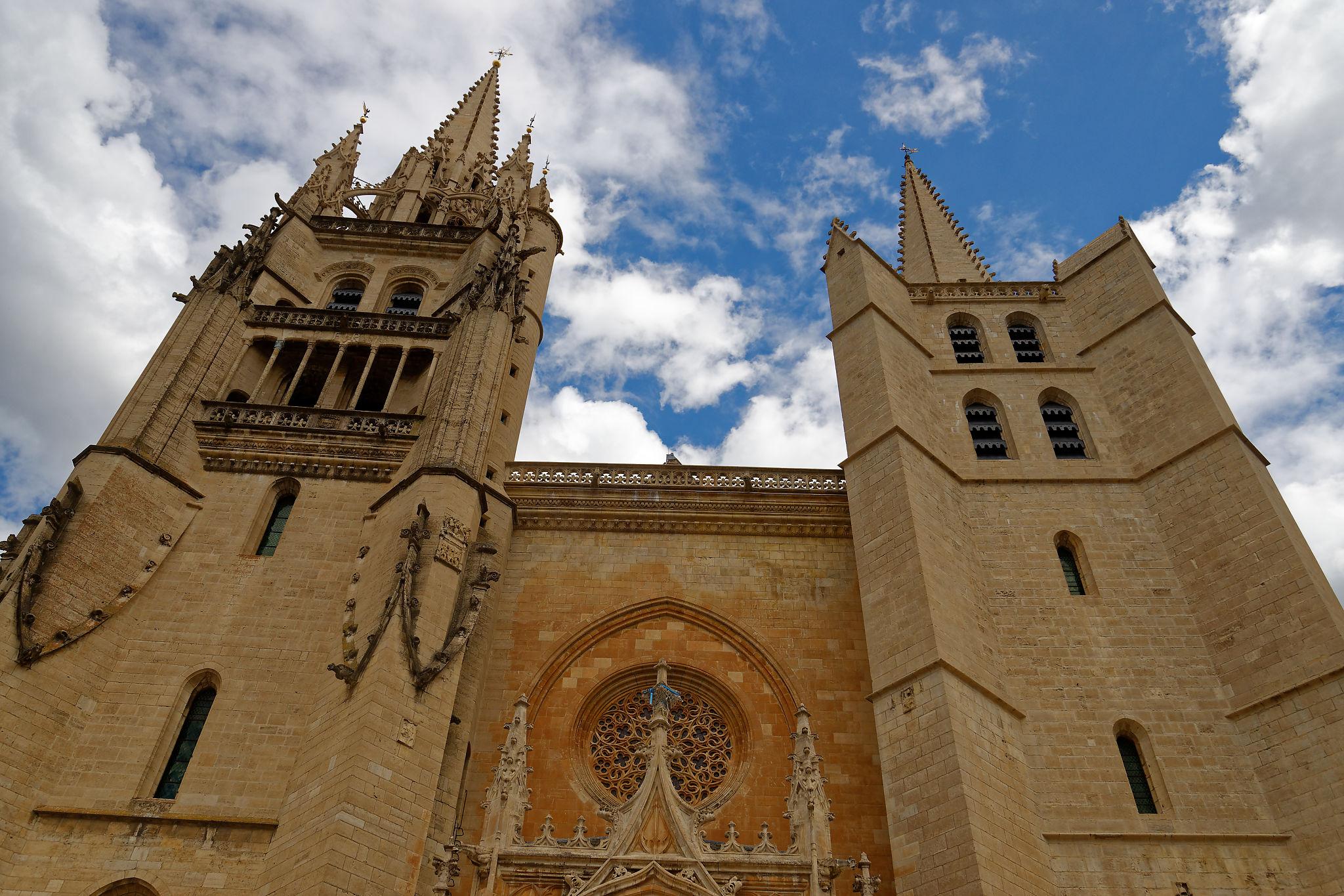 La Catedral de Nuestra Señora y Saint Privat