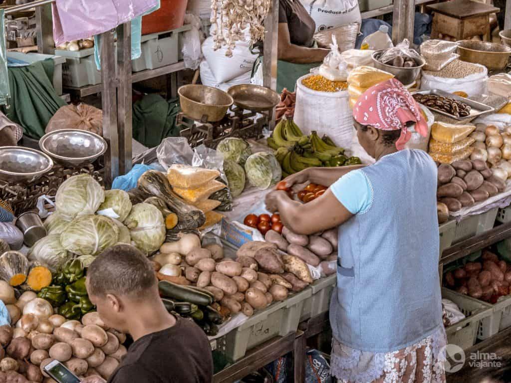 Vivir en la playa: Mercado Municipal
