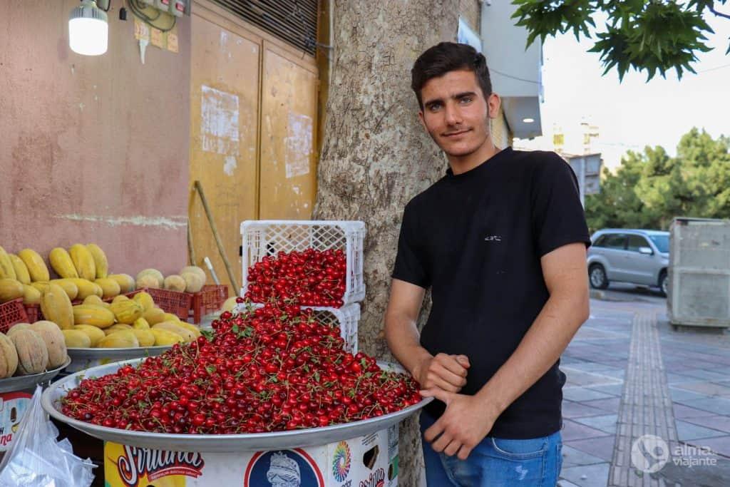 Supermercados en Teherán