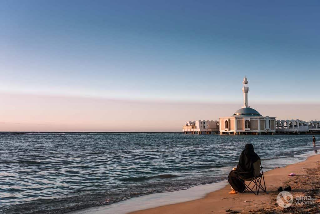 Mezquita de Al Rahma, Yeda