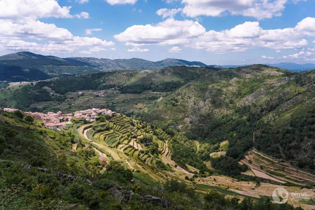 Visita Sistelo: Mirador de las Terrazas
