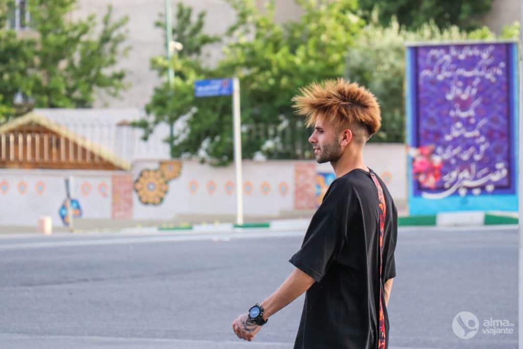 Moda en Teherán