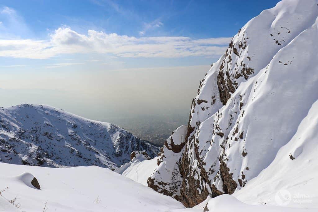 Montañas de Alborz