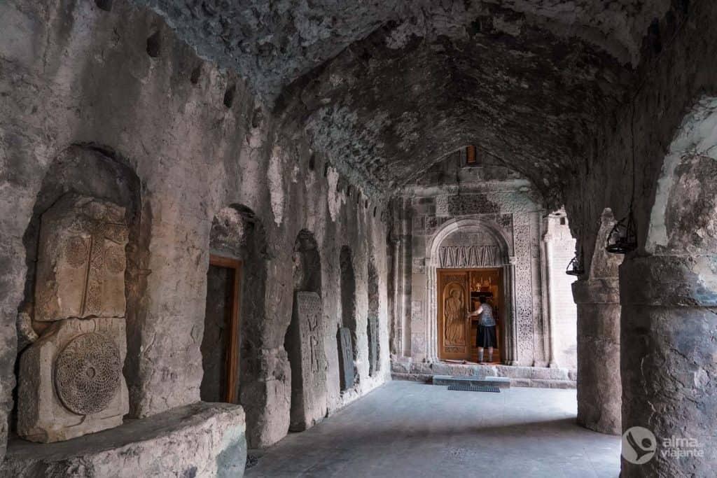 Monasterio de Dadivank