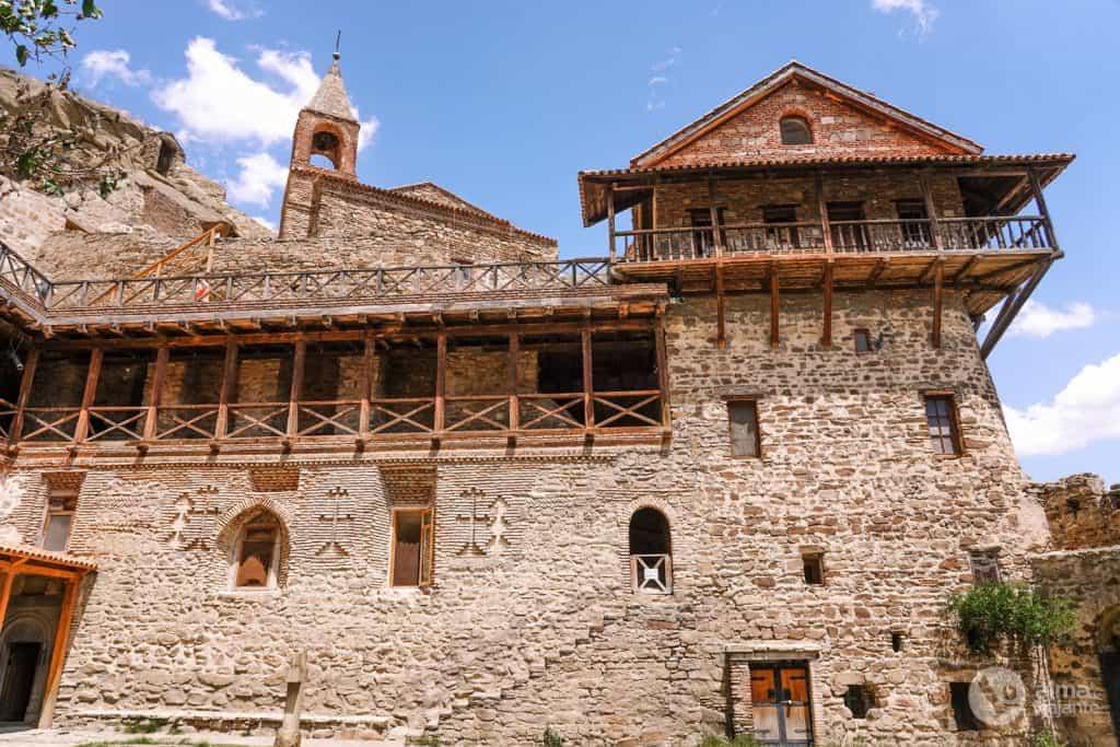 Qué ver en David Gareja: Monasterio de Lavra