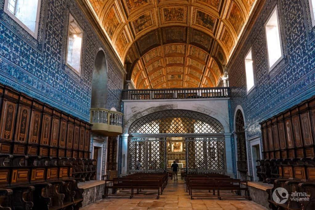 Cosas que hacer en Alcobaça: visitar monasterio de Santa María de Coz
