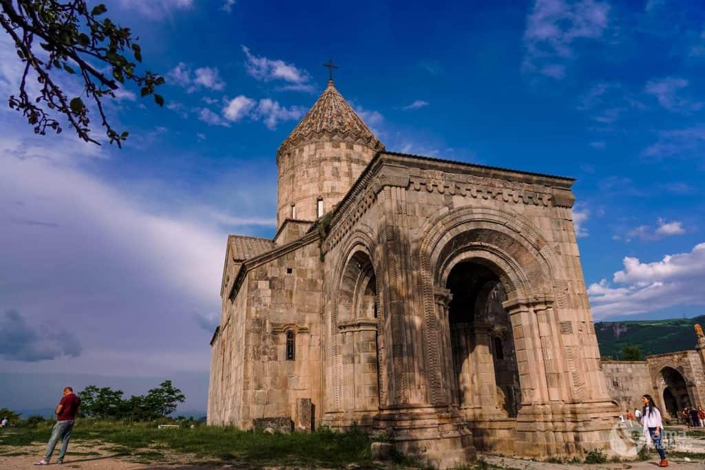 Monasterio tatev, Armenia