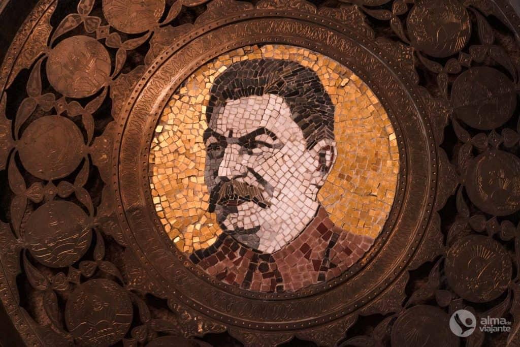 Museo Josef Stalin, Gori