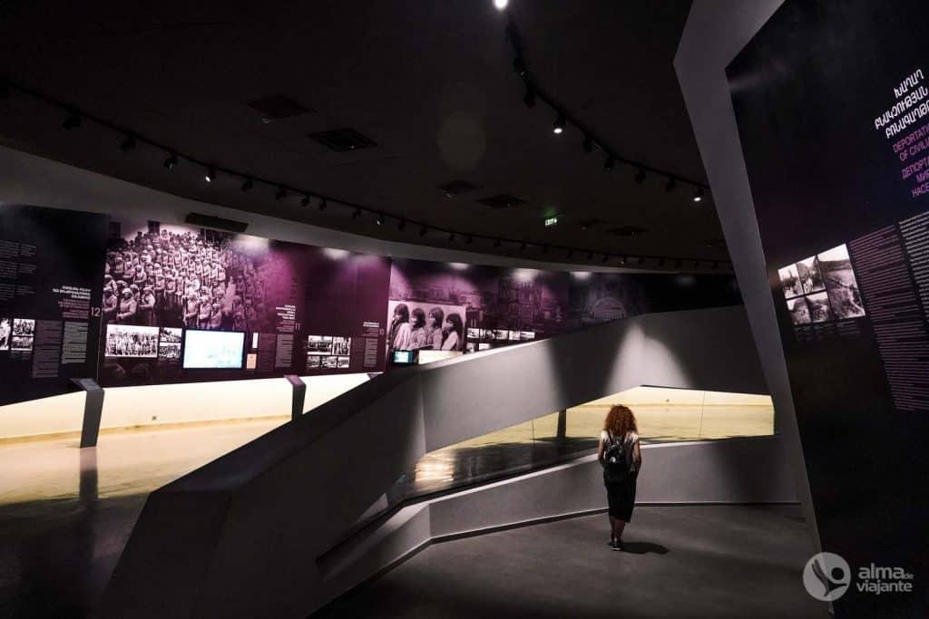 Museo del Genocidio, Ereván