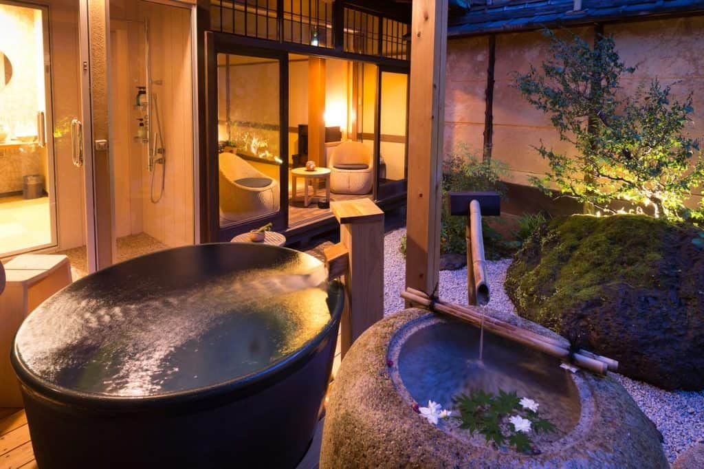 Los mejores ryokans de Kioto: Nazuna Kyoto Nijo-jo
