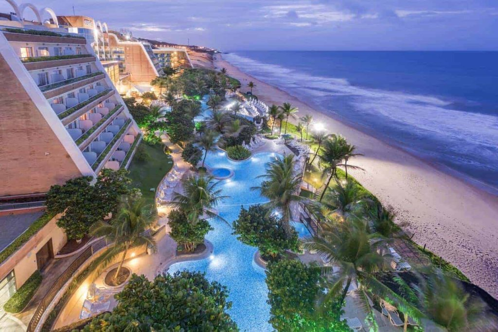 Dónde alojarse en Natal: Serhs Grand Hotel & Resort