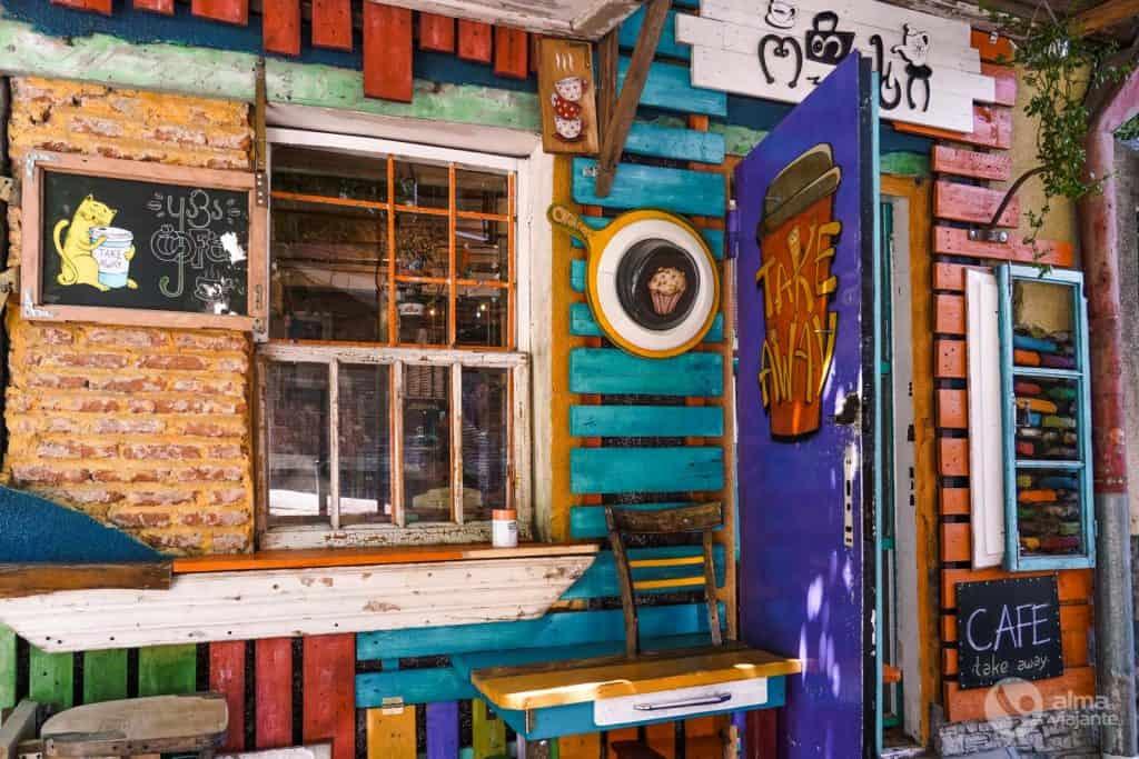 Los mejores cafés de Tiflis: Otakhi