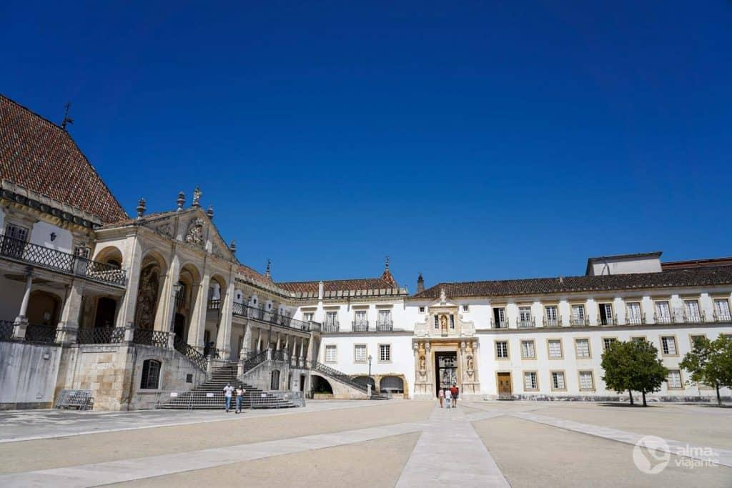 Paço das Escolas, Coimbra