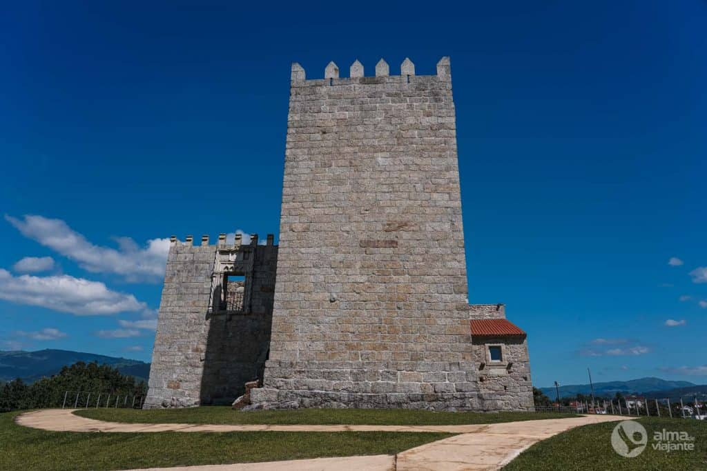 Torre del Palacio de Giela