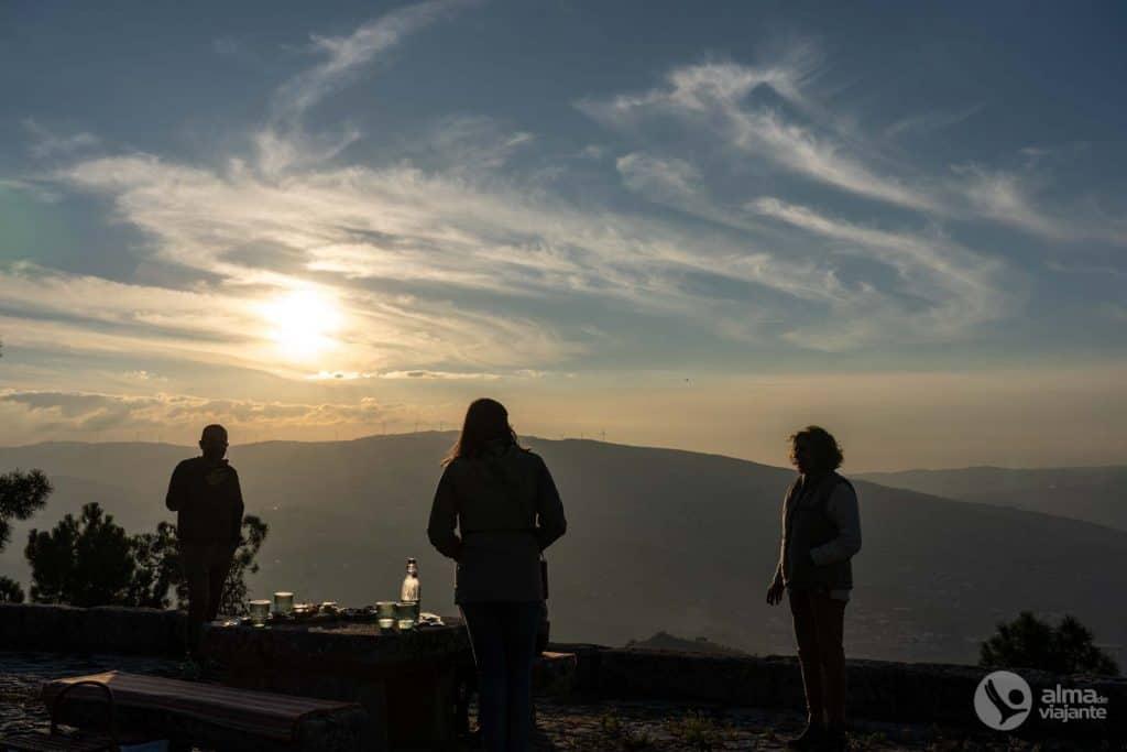 Visita Armamar: Mirador São Domingos