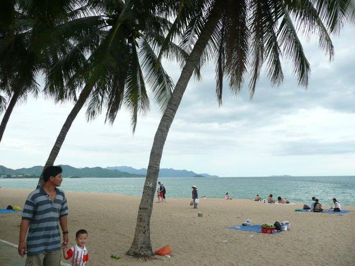 Nha Trang Beach (foto Viajes y Película)