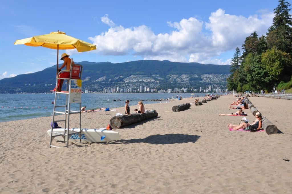 second beach vancouver