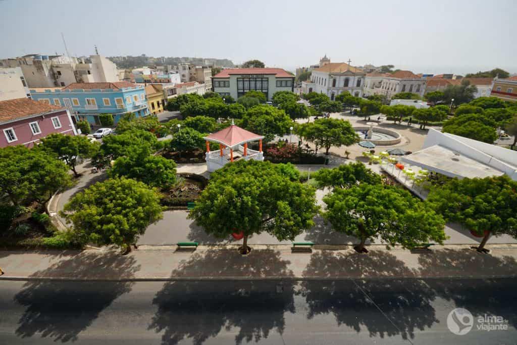 Meseta, Ciudad de la Playa