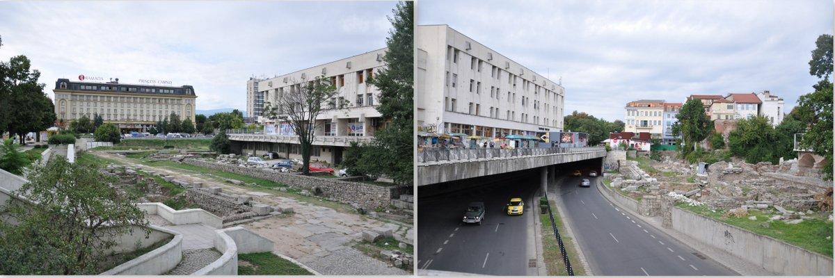 plovdiv-bulgaria-foro Romano