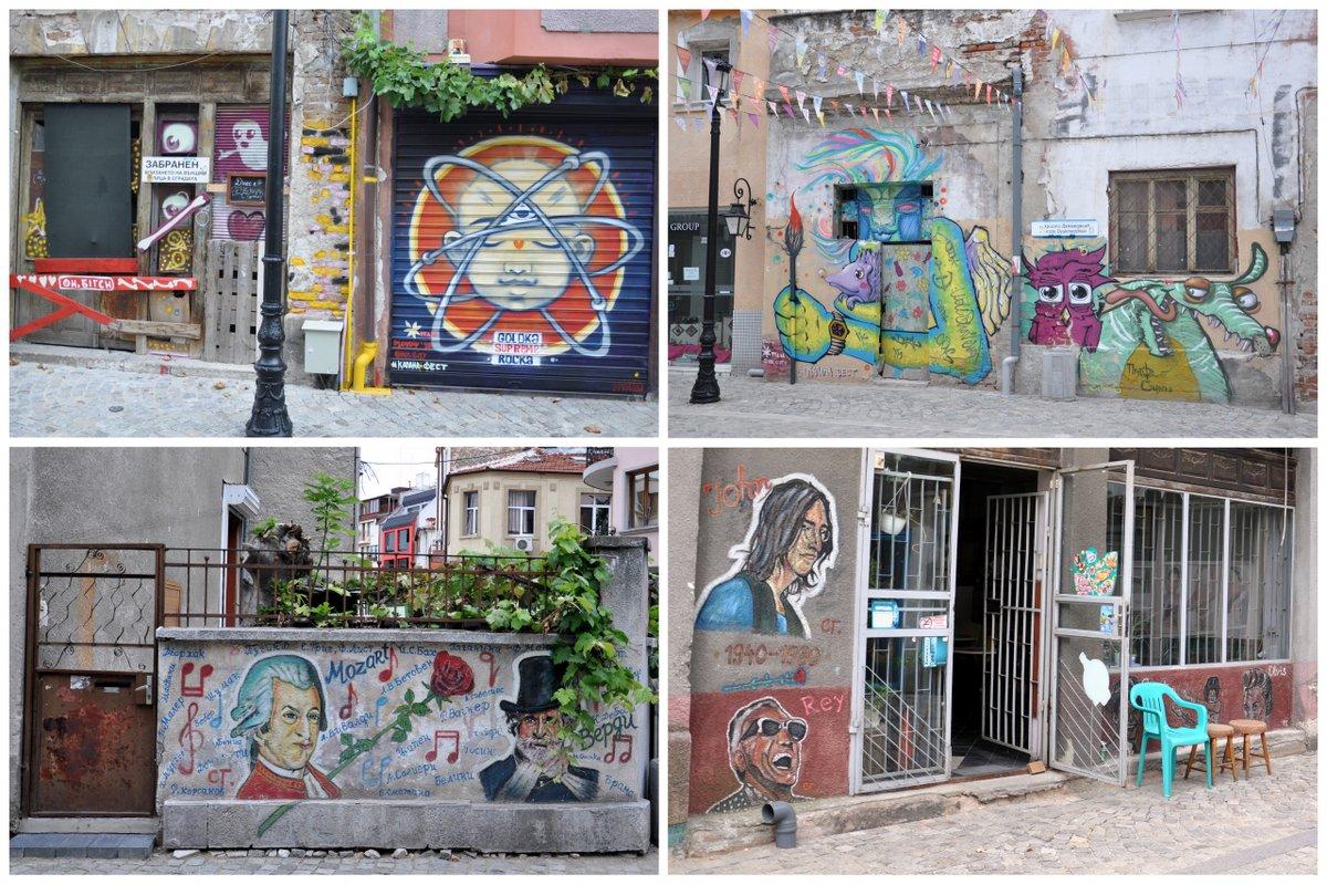 plovdiv-arte callejero