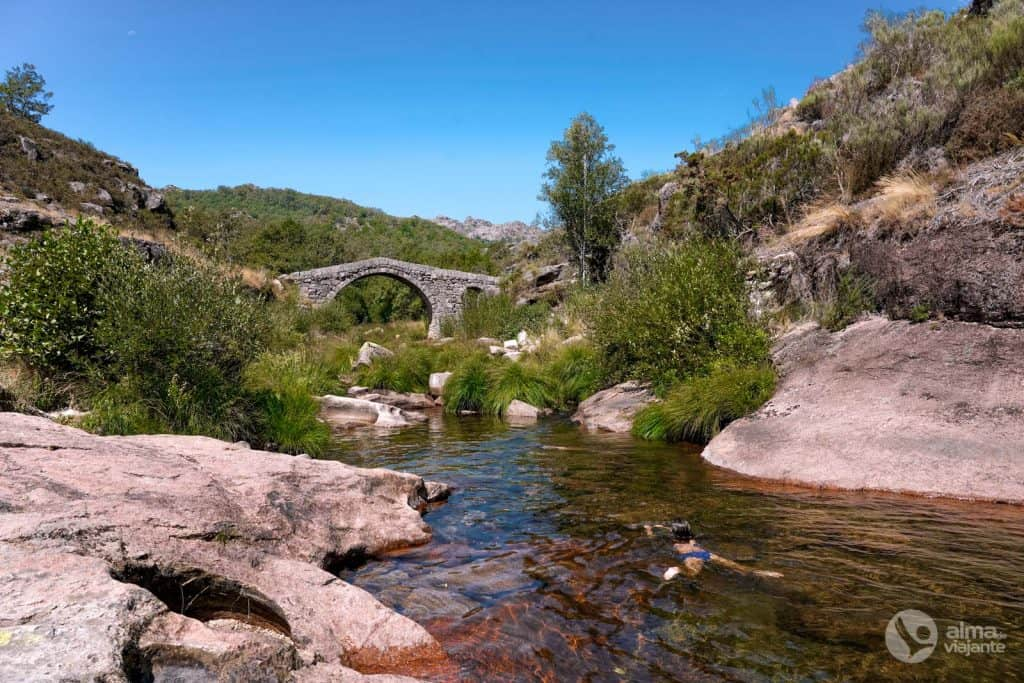 Puente cava da Velha