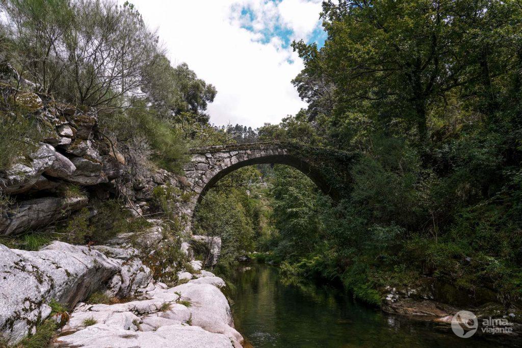 Puente de Ladeira, Soajo