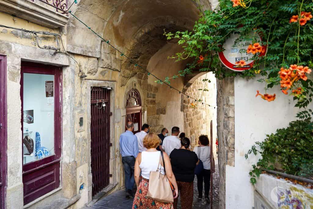 Porta Almedina, Coimbra
