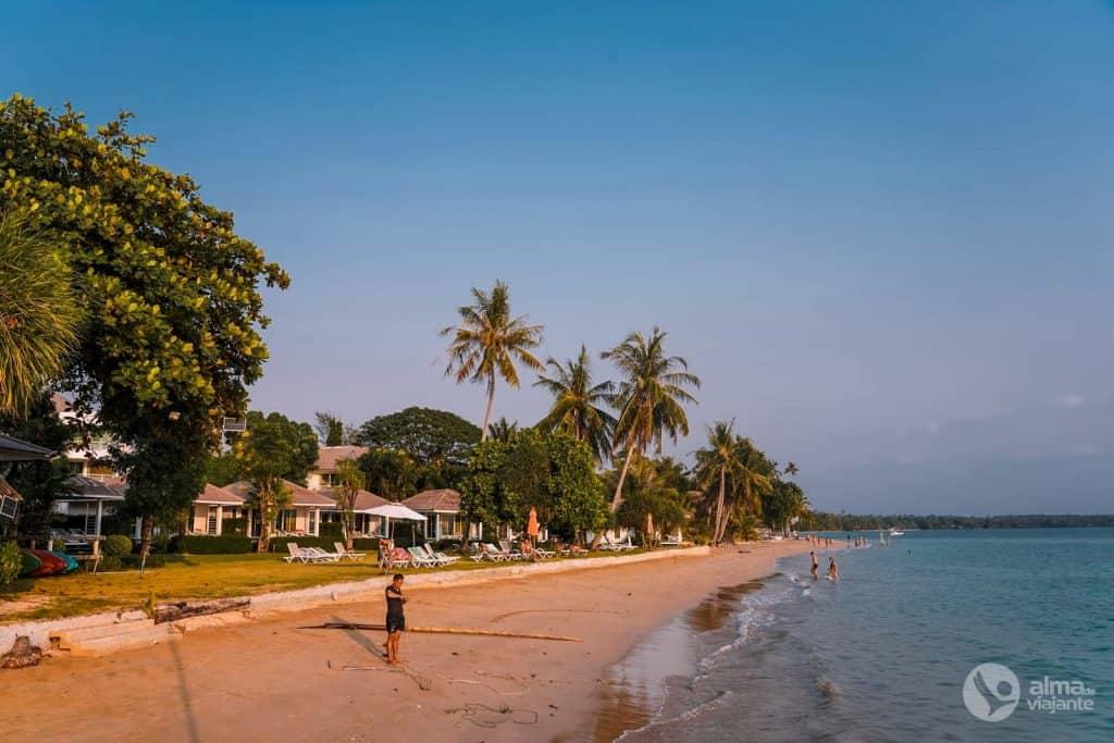 Playa de Ao Kao, Koh Mak