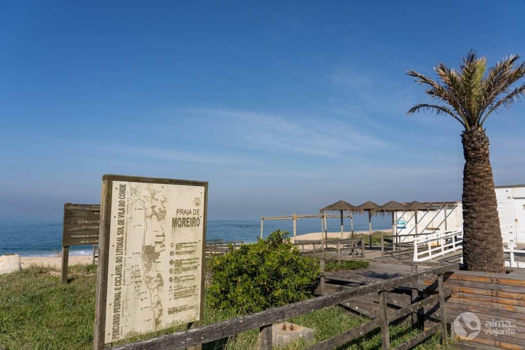Playa de Moreiró, Vila do Conde