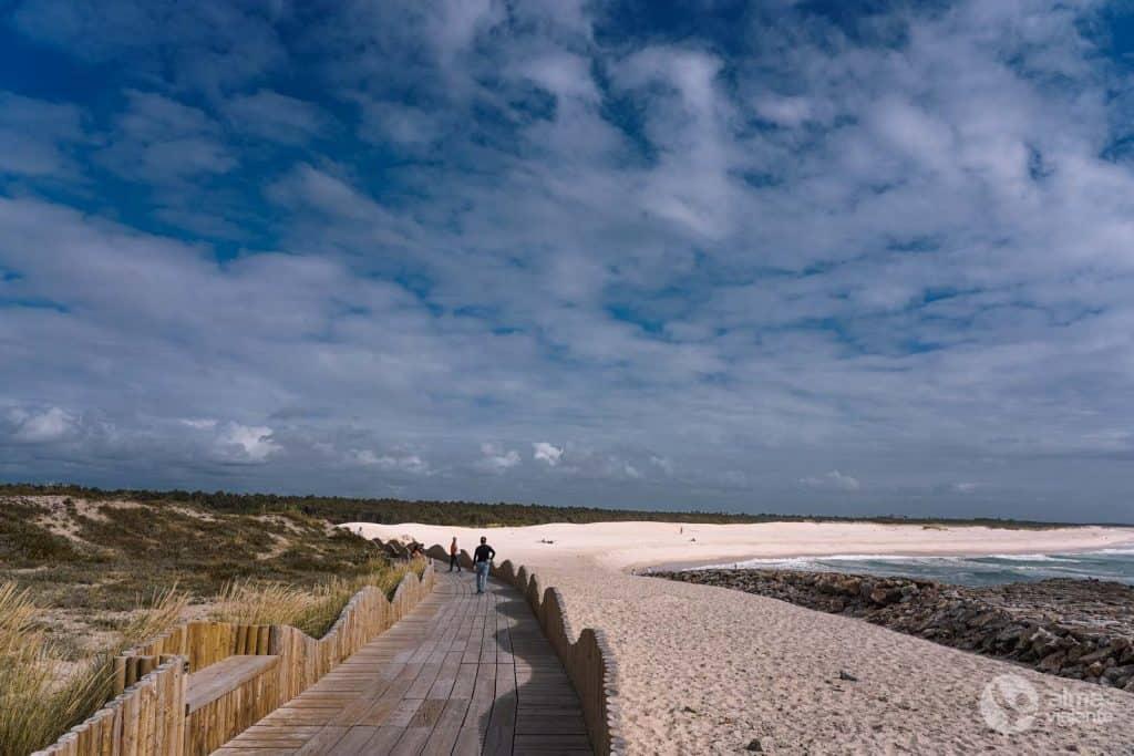 Playa furadouro Sul, Ovar