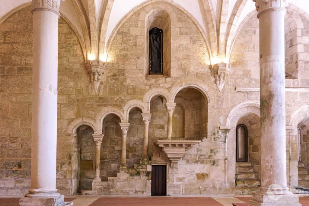 Refectorio del monasterio