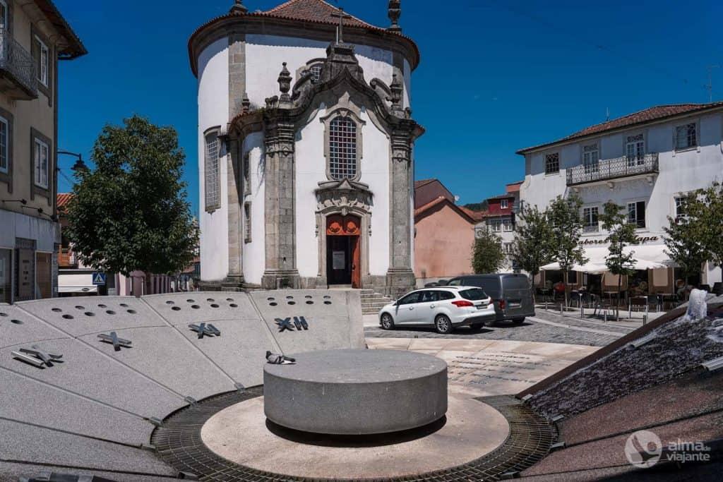 Reloj de agua, Arcos de Valdevez