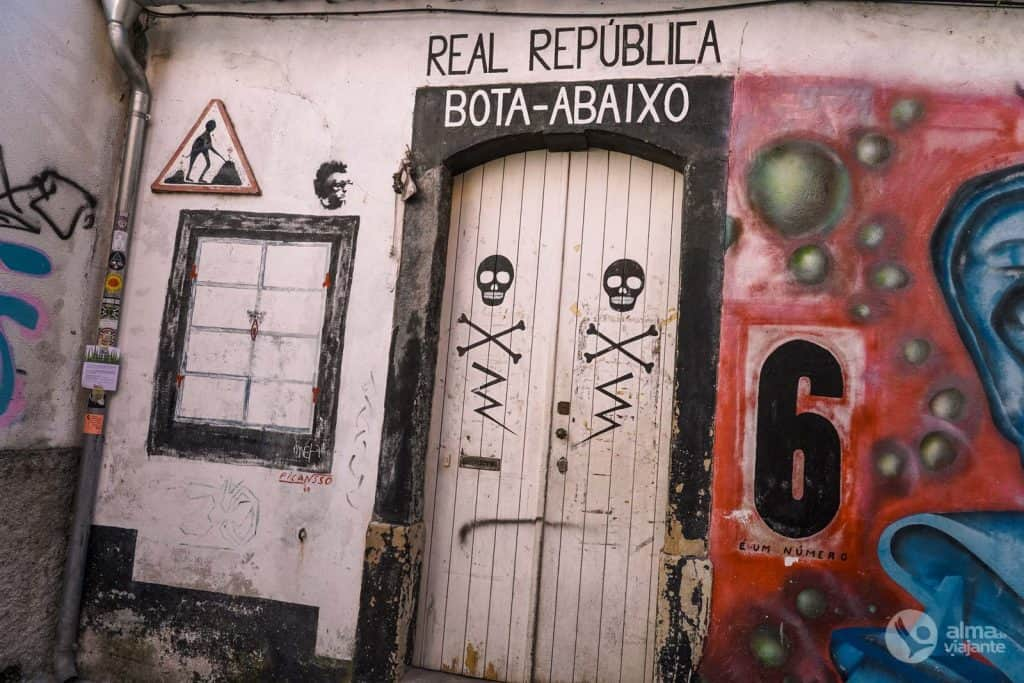 República de Coimbra: Bota-Abaixo