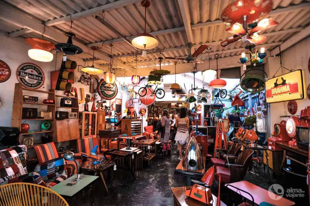 Compras en Vila Madalena: Retro 63