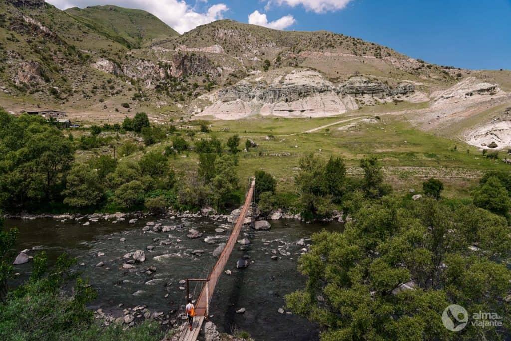 Río Kura, Samtskhe-Javakheti, Georgia