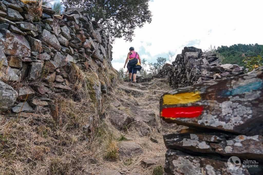 Ruta de Serranos, Serra da Lousã