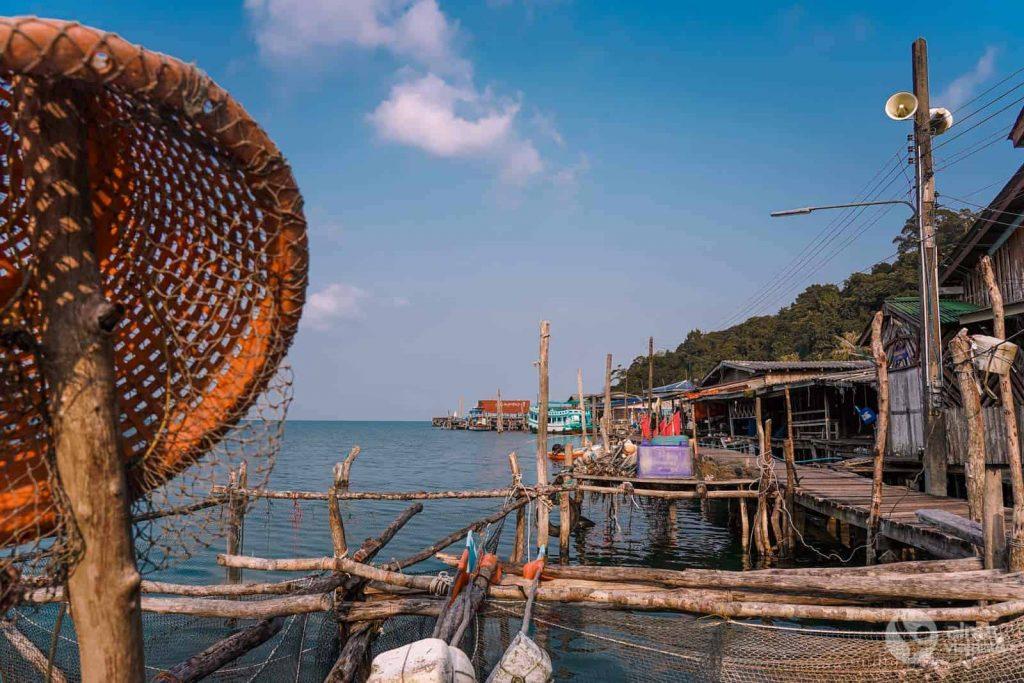 Recorrido por Tailandia por el archipiélago de Koh Chang