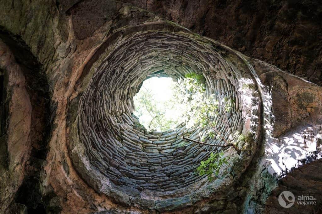 Techo del Monasterio de Matosavank