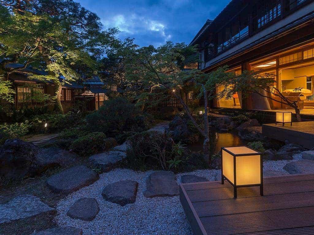 Ryokan en Kioto: Nanzenji sando