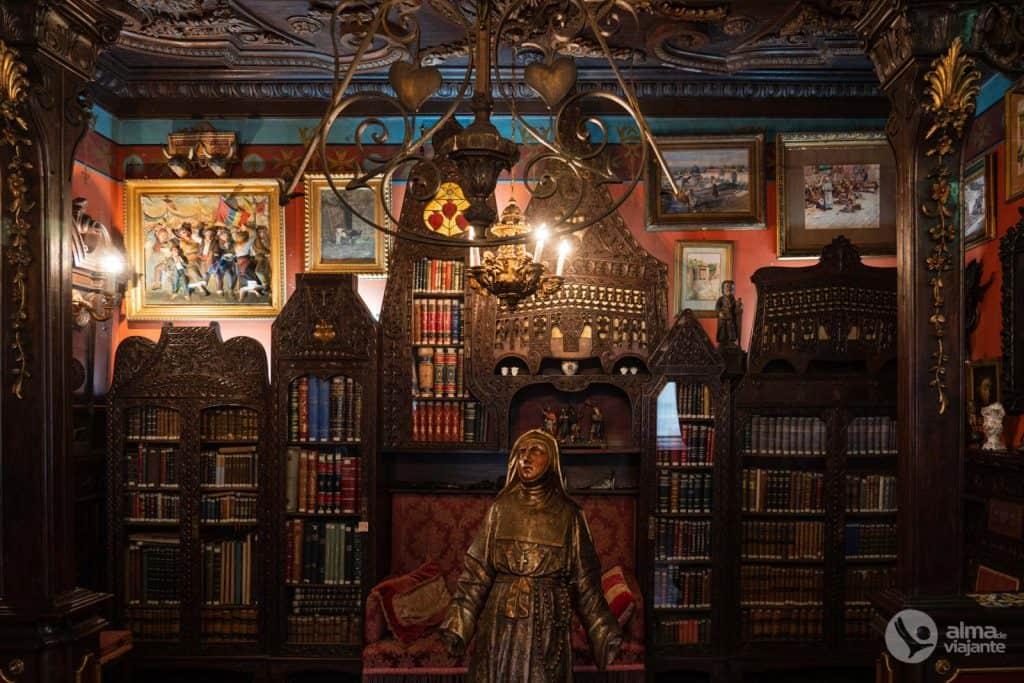 Sala regional Casa Museu Fernando de Castro